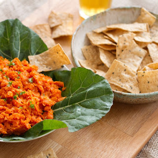 moroccan style spicy carrot dip serious eats pitted green olives ...
