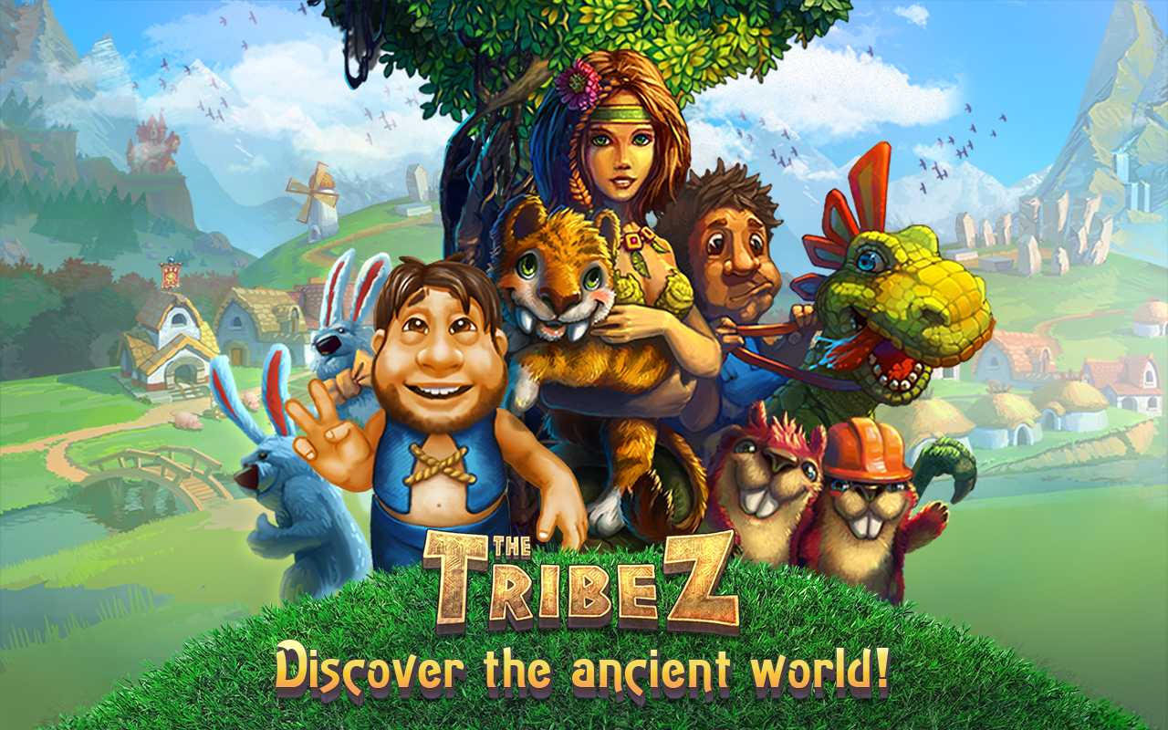 The Tribez: Build a Village Screenshot 15