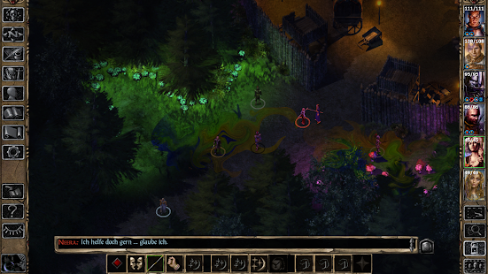 Baldur's Gate II Screenshot