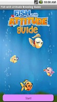 Screenshot of Fish with attitude breed guide