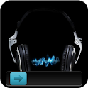 Track Music HD GO Locker icon