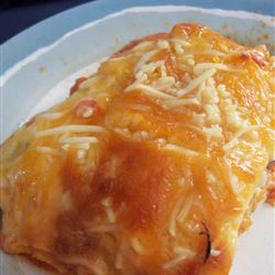 Easy Four Cheese Lasagna