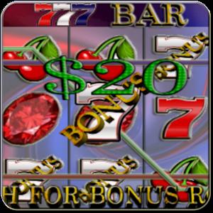 Cover art 7S & BAR Vegas Slot Machine