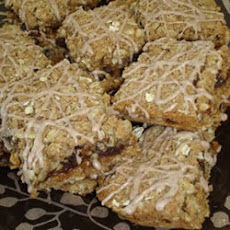 Cinnamon Raisin Bars
