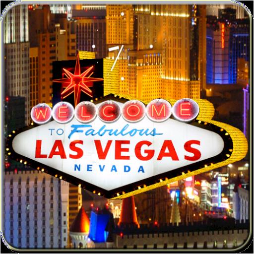 Vegas Slots Live 3D Wallpaper LOGO-APP點子