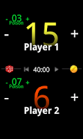 Screenshot of Life Points Manager