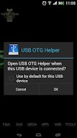 Screenshot of USB OTG Helper [root]