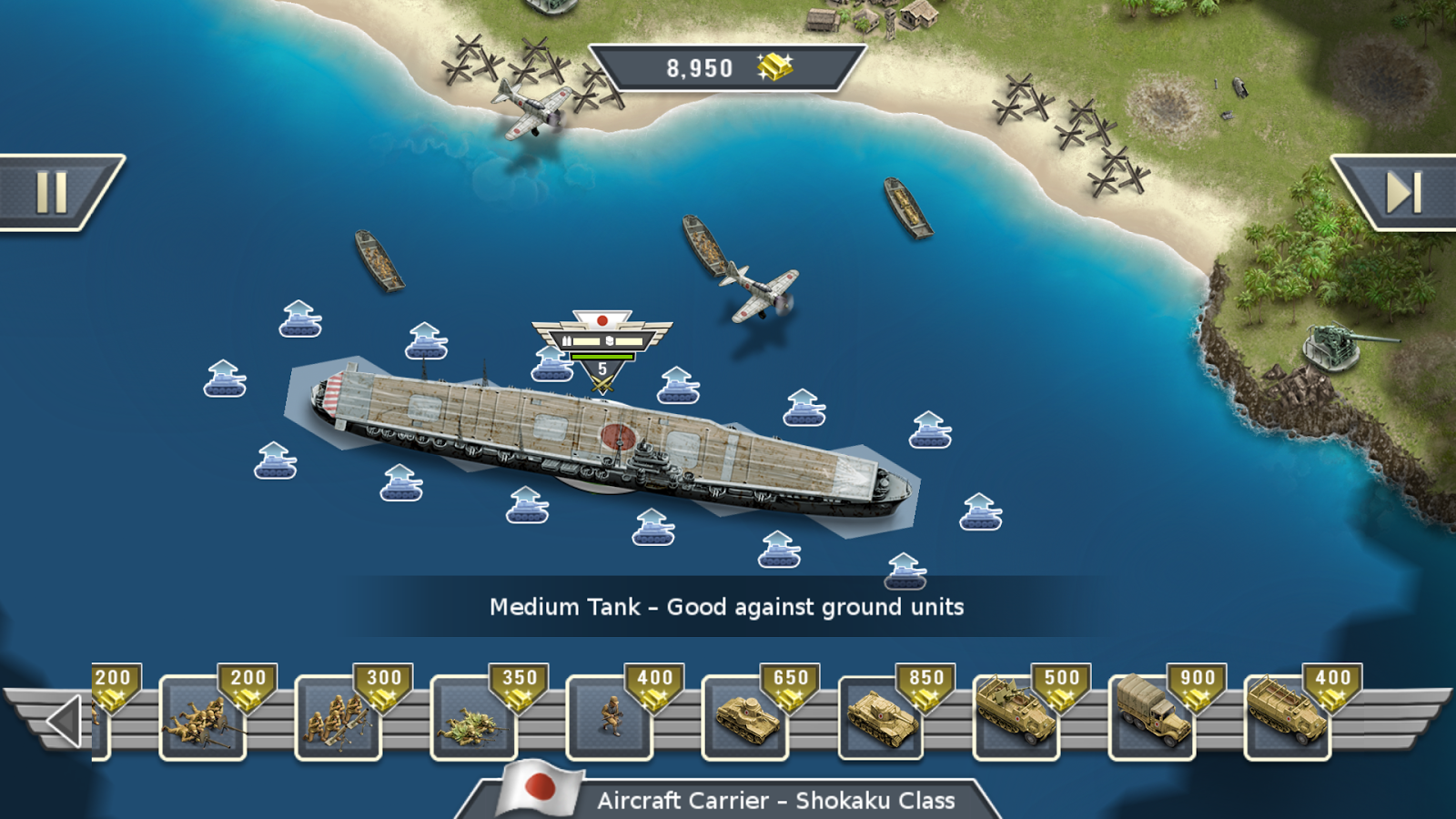 1942 Pacific Front Premium Screenshot 13