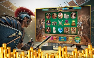 Screenshot of Spartacus Slots - Vegas Pokies