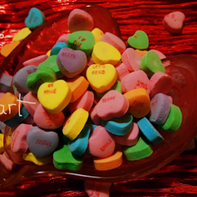 by Liz Pascal - Typography Captioned Photos ( valentine's day, love, postcard )