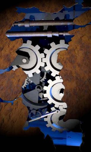 無料个人化Appの機械の歯車の 3 D|記事Game