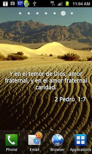 Versos Biblicos Live Wallpaper