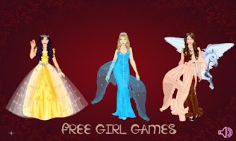 Screenshot of Free Girl Games