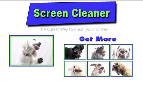 Screen Cleaner Annie