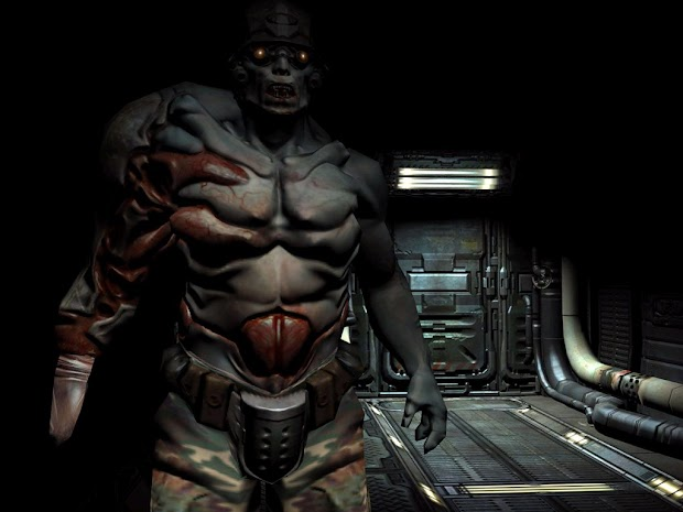 Todd Hollenshead of id Software talks out on Doom III