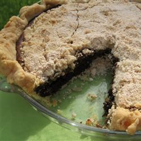 My Grandma's Shoo-Fly Pie