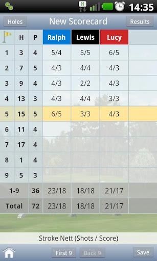 免費運動App Clearwater Golf Club 阿達玩APP
