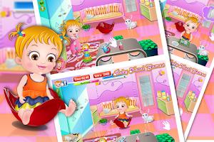 Screenshot of Baby Hazel Summer Fun