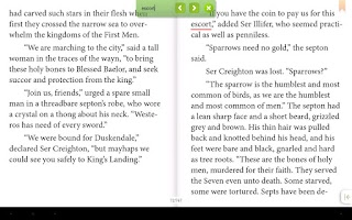 Screenshot of Mantano Ebook Reader Free