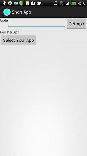 Short App