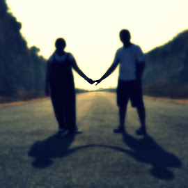 by Anirudh Gadey - People Couples