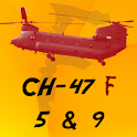 CH47F Chinook Flashcards Study icon