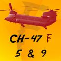 CH47F Chinook Flashcards Study icon