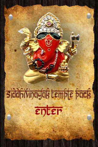 Ganesha Siddhivinayak Temple
