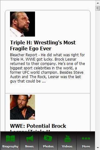 Triple H Central