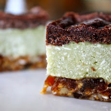 Triple Layer Coconut Petit Four