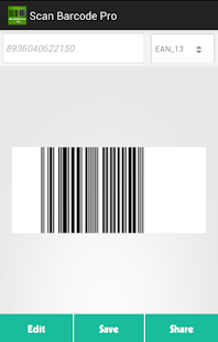 Scan Barcode Pro - screenshot