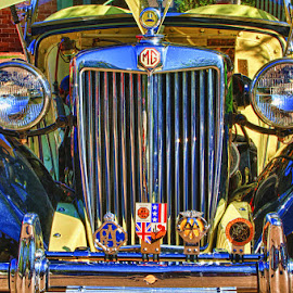 Front End! by Fred Herring - Transportation Automobiles