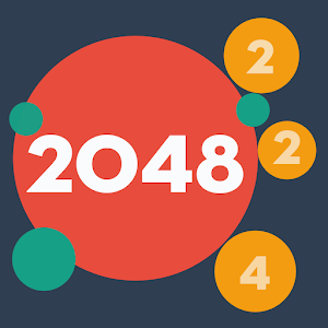 2048 - Maths Puzzle Game Free