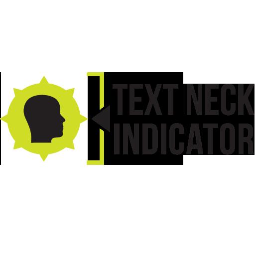 Text Neck Indicator LITE LOGO-APP點子