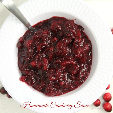 Fresh Cranberry Sauce Brown Sugar Recipes | Yummly