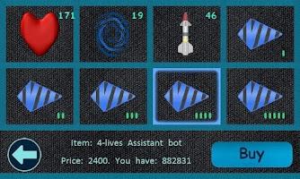 Screenshot of Xonix Blast Free