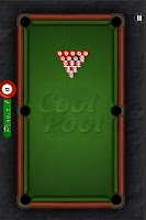 Screenshot of Sid's Cool Pool Game