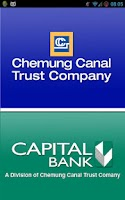 Screenshot of Chemung Canal Trust Company