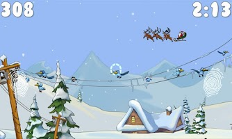 Screenshot of Snowmen Story