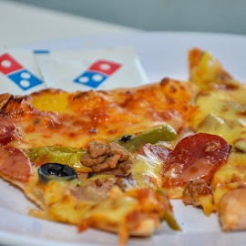 Dominos by Siti Hana Iryani - Food & Drink Meats & Cheeses