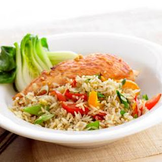 Asian Chicken and Rice from Uncle Ben's®