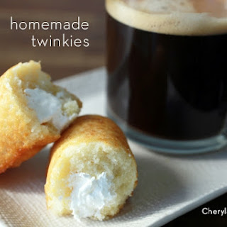 homemade Twinkies