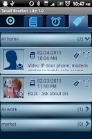 Screenshot of Small Brother Lite
