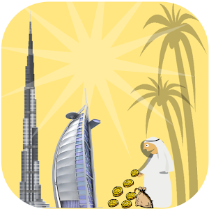 Gold Price chart in Dubai UAE