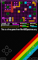 Screenshot of Speccy - Sinclair ZX Emulator