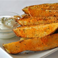 Spiced-Up Grilled Tater Wedges