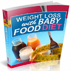 Weight Loss With BabyFood Diet icon