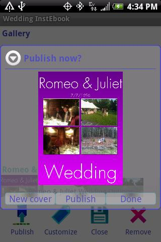 Wedding InstEbook