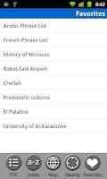 Screenshot of Morocco - FREE Travel Guide