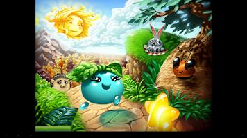 Screenshot of Приключения Капельки Demo